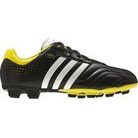 Buty piłkarskie  11 questra trx fg q23860 czarno-żółte marki Adidas