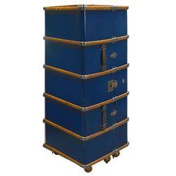 Authentic Models Barek Stateroom, niebieski MF078N, MF078N
