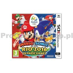 Nintendo Mario & sonic at the rio 2016 olympic games (2ds/3ds)