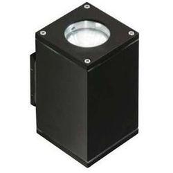 Zewnętrzna lampa elewacyjna livio 2 gm1101-2 bk  ścienna oprawa ogrodowa kinkiet outdoor ip54 czarny marki Azzardo