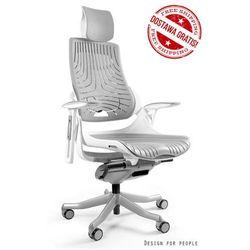 Fotel ergonomiczny WAU Elastomer - Szary NAPISZ OTRZYMASZ RABAT!