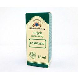 Olejek zapachowy kardamon olejek zapachowy, eteryczny, marki Natural aromas