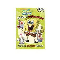 Sponge Bob. Wesołe obrazki. Wesołe zgadywanki