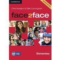 Face2Face elementary Class Audio Cds (2012)
