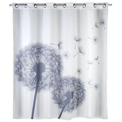 Zasłona prysznicowa astera flexi, tekstylna, 180x200 cm, marki Wenko