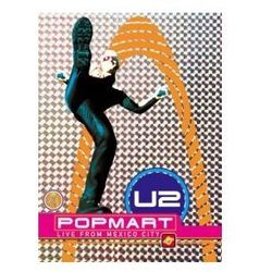 U2 - popmart live from mexico od producenta Universal music