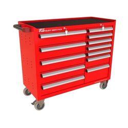Wózek warsztatowy TRUCK z 12 szufladami PT-215-19