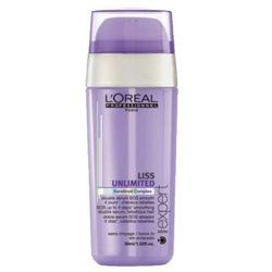 liss unlimited serum podwójne serum sos wygładzające włosy niezdyscyplinowane, kręcone, puszące się i s