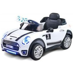 Toyz Maxi Samochód na akumulator dziecięcy white nowość - produkt dostępny w foteliki-wozki.pl