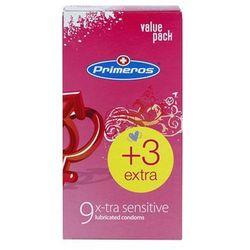 Primeros X-tra Sensitive ekstra cienkie prezerwatywy + do każdego zamówienia upominek. - sprawdź w wybranym