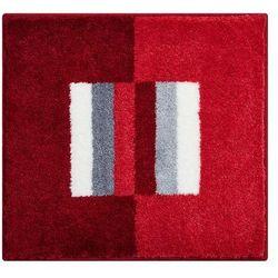 Grund dywanik łazienkowy capricio, ruby czerwony, 55x60 cm (8590507347804)