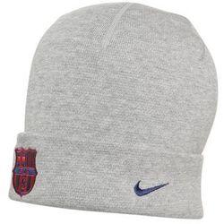 Nike Performance FC BARCELONA Czapka dark grey heather/loyal blue
