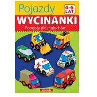 Wycinanki. Pojazdy. Pomysły dla maluchów (4-6 lat) (9788360307977)