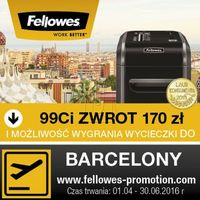 Fellowes 99Ci - produkt z kategorii- Niszczarki