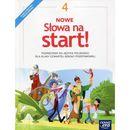 Nowe Słowa na start! 4 Podręcznik - Anna Klimowicz, Marlena Derlukiewicz, oprawa miękka