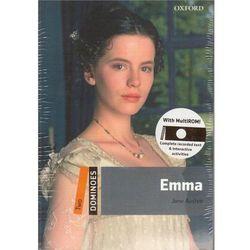 Dominoes 2 (New Edition) Emma + MultiROM Pack, książka z kategorii Literatura obcojęzyczna