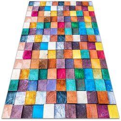 Uniwersalny dywan winylowy Uniwersalny dywan winylowy Drewniane kosteczki