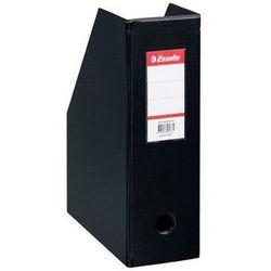 pojemnik na dokumenty składany a4, 100 mm, czarny marki Esselte