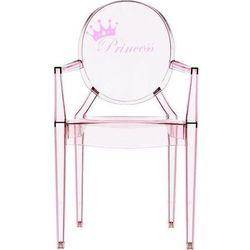 Krzesło Lou Lou Ghost Special Edition Princess