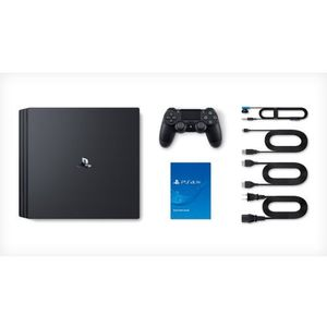 PlayStation 4 PRO 1TB marki Sony