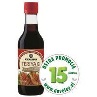 KIKKOMAN 250ml Teriyaki Sos-Marynata | DARMOWA DOSTAWA OD 150 ZŁ! - produkt z kategorii- Kuchnie świata