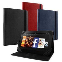 Puro  universal booklet tablet case - etui tablet 8.9 (niebieski)