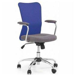 Profeos.eu Fotel młodzieżowy alwer - niebieski