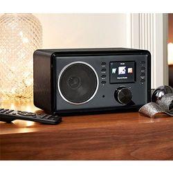 Radio internetowe WLAN, czarne