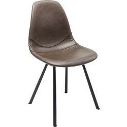 Kare design :: krzesło lounge brązowe