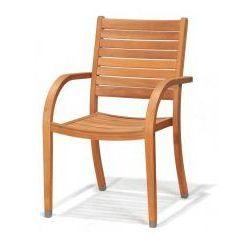 Krzesło z podłokietnikami catalina marki Scancom