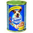 Chappi z drobiem i marchewką w sosie puszka 400g
