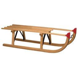drewniane sanki davos 80 cm 0272 wyprodukowany przez Nijdam