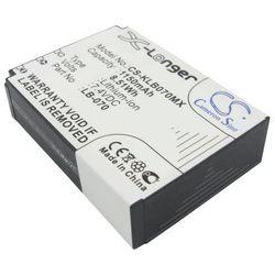 Kodak PIXPRO S1 / LB-070 1150mAh 8.51Wh Li-Ion 7.4V (), Cameron Sino