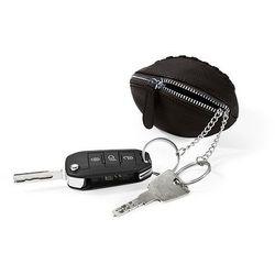 Etui na klucze w kształcie piłki do futbolu amerykańskiego