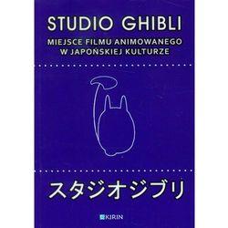 Studio Ghibli Miejsce filmu animowanego w japońskiej kulturze, rok wydania (2013)