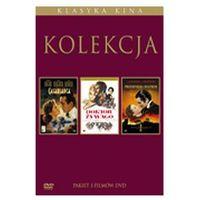 Galapagos films Złoty wiek kina. pakiet największe romanse wszech czasów (5xdvd) - michael curtiz, victor f