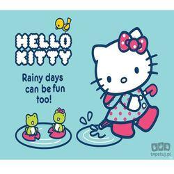 Fototapeta deszczowy hello kitty 1809 marki Consalnet