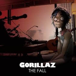 Gorillaz - The Fall (Digipack) z kategorii Muzyczne DVD