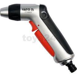 Zraszacz pistoletowy regulowany 2 funkcje / YT-99833 / YATO - ZYSKAJ RABAT 30 ZŁ
