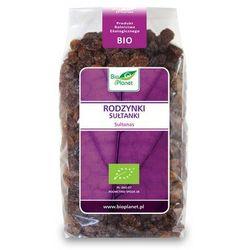 Rodzynki sułtanki bio () 400g od producenta Bio planet