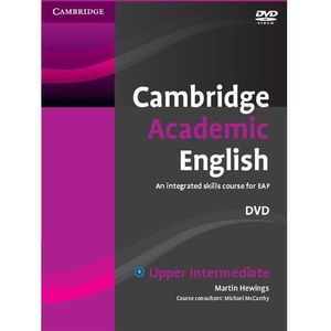 Cambridge Academic English B2 Upper Intermediate DVD (2012)