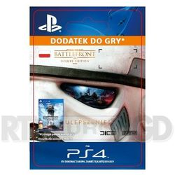 Star wars battlefront - deluxe edition content [kod aktywacyjny], marki Sony