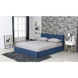 Aksamitne łóżko Lara 2
