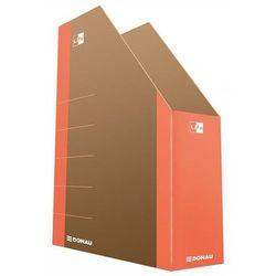 Pojemnik na dokumenty DONAU Life, karton, A4, pomarańczowy (5901503611975)