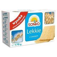 Pieczywo lekkie z owsem 170 g  marki Sonko