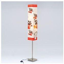 BRILLIANT Lampa stojąca Racing kolor czerwono-biały, kup u jednego z partnerów