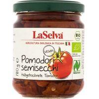 Pomidory podsuszane w oliwie z oliwek BIO 180 g - Laselva