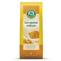 Curry indyjskie bio 50g marki Lebensbaum