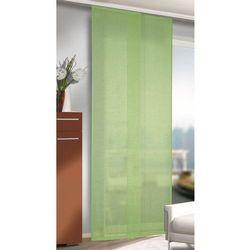 Albani Zasłona panelowa Alex zielony, 60 x 245 cm