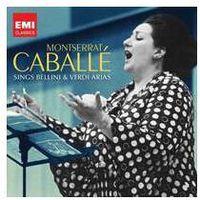 Caballe: Sings Bellini & Verdi: Arias - Montserrat Caballe (5099968287221)